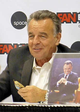 Ray Wise - Wise at the 2014 Fan Expo Canada