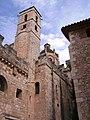 Real Monasterio de Santes Creus - Vista de la Torre 2.jpg