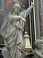 Redon (35) Abbatiale Saint-Sauveur - Intérieur - Maître-autel 06.jpg