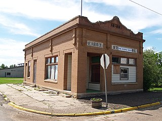 Reeder, North Dakota City in North Dakota, United States