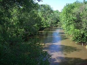 Lake Conestee Nature Park - Image: Reedy river conestee