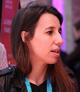 Réjane Sénac French political scientist