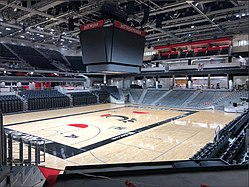 Renovated Fifth Third Arena