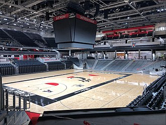 Fifth Third Arena - Renovated Fifth Third Arena