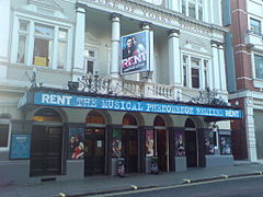 Duke of York's Theatre, 2007