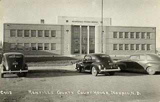 Renville County, North Dakota U.S. county in North Dakota