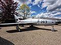 Republic F-84F Thunderstreak Royal Dutch Air Force P-263 pic3.jpg