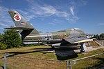Republic RF-84F Thunderflash EA-241 (43105363684).jpg