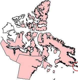 Resolution Island (Nunavut) island