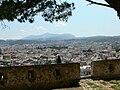 Rethymno Festung - Blick auf die Stadt 1.jpg