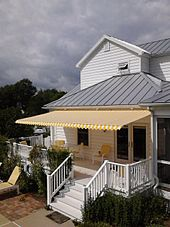 Retractable Awnings[edit]