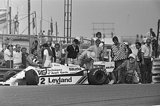 1981 Formula One World Championship - Williams won the 1981 Constructors' Championship with the FW07C