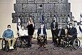 Reuven Rivlin meets with the representatives of IDF disabled veterans organization, December 2020 (KBG GPO054).jpg