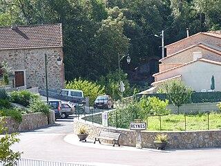 Reynès Commune in Occitanie, France