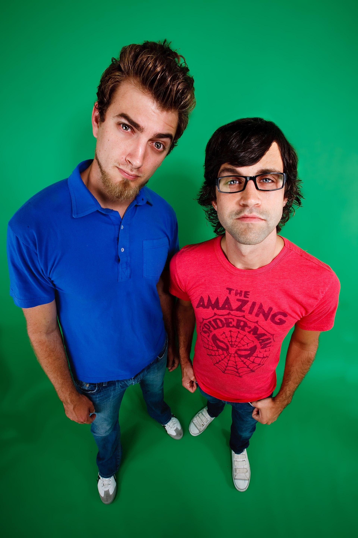 Rhett And Link Shoe Store