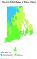Rhode Island Köppen.png