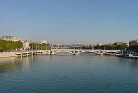Image illustrative de l'article Pont Wilson (Lyon)
