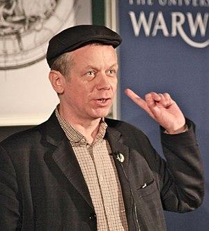 Richard Barbrook - Barbrook in 2011