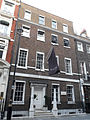 Richard Brinsley Sheridan - 14 Savile Row Mayfair W1S 3JN.JPG