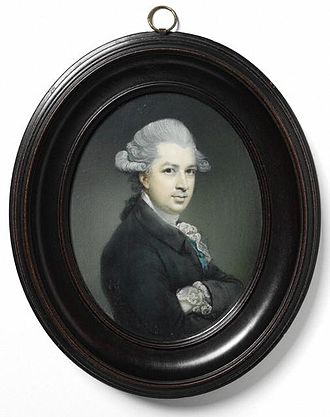 Richard Crosse - Image: Richard Crosse Self Portrait c 1780 V&A Museum