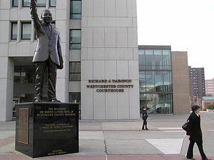 Richard J. Daronco - Richard J. Daronco Westchester County Courthouse