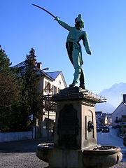 Riedmiller Fountain