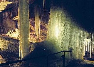 Ледниковая пещера Дахштайн. Гальштат