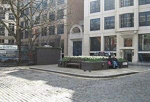 Mitre Square - Image: Rippers corner