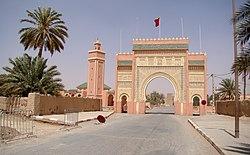 Rissani City Gate 2011.jpg