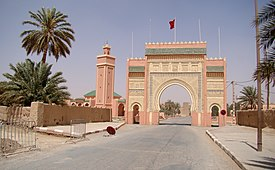 Rissani City Gate 2011.jpg