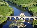 Riu Dordogne- desde Castelnaud. - panoramio.jpg