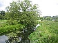 River Beane near Bengeo - geograph.org.uk - 480774.jpg