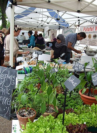 Riverside, Cardiff - Riverside Real Food Market