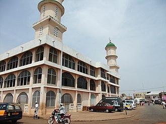 Tamale, Ghana - Image: Road, Tamale
