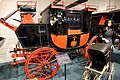 Road coach, made by Holland & Holland, London, England, 1840-1850 - Luray Caverns Car and Carriage Museum - Luray, Virginia - DSC01162.jpg