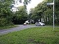 Road junction near Nash Manor - geograph.org.uk - 2047395.jpg
