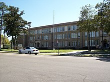 Robert E Lee High School Jacksonville Wikipedia