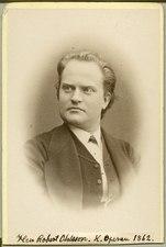 Robert Ohlsson, porträtt - SMV - H6 166.tif