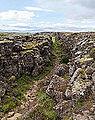 Roca de la Ley, Parque Nacional de Þingvellir, Suðurland, Islandia, 2014-08-16, DD 023.JPG