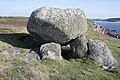 Rock on Wingletang - geograph.org.uk - 819559.jpg