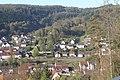 Rodalben, Blick vom Kanzelfelsen zum westlichen Teil der Stadt.JPG