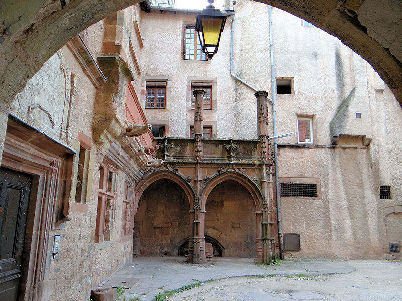 MAISON DE BENOIT - Туристический маршрут по Родезу