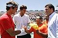 Roger Federer and Juan Martín Del Potro en Tigre (8318276885).jpg
