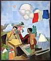 Roger de la fresnay, la conquista dell'aria, 1913.jpg