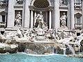 Roma - Fontana di Trevi - on Palazzo Polli - panoramio.jpg