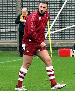 Romain Navarrete France international rugby league footballer