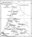 Roman roads in Morocco, according to W. B. Harris (1897).png