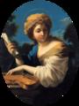 Romanelli, Giovanni Francesco - Saint Cecilia.png