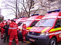Romanian emergency rescue service SMURD crew and equipment.jpg