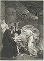 Rome, Titus's Garden–Lucius Pursued by Lavinia (Shakespeare, Titus Andronicus, Act 4, Scene 1) MET DP109511.jpg